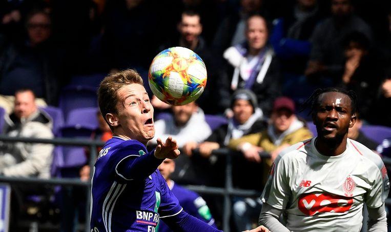 Scheidsrechtersbaas Verbist Goal Van Verschaeren Moest