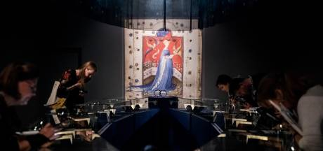 Het gebedenboek van Maria van Gelre: 600 jaar oud en nog steeds prachtig