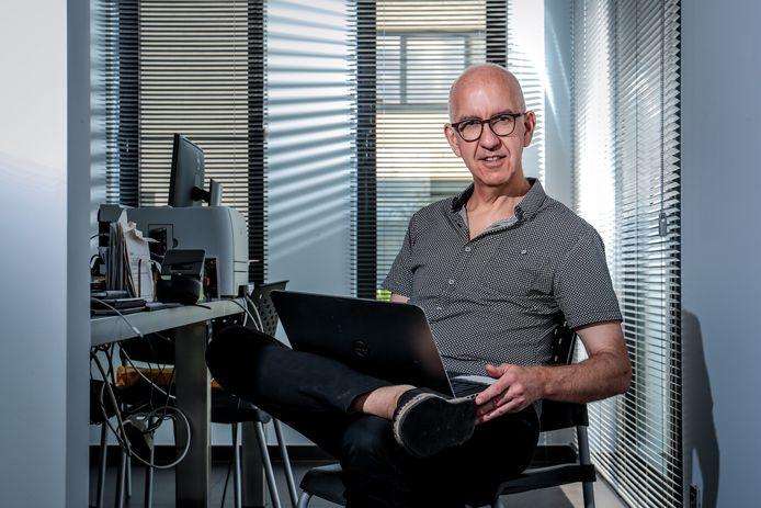 Le professeur en biostatistique Geert Molenberghs