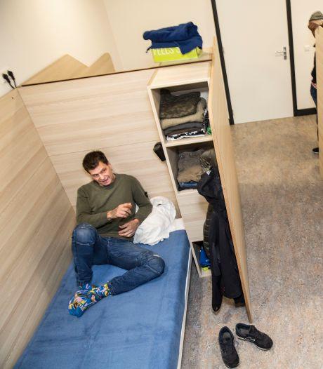 Daklozen worden 's morgens niet meer op de stoep gezet na een nacht in de opvang