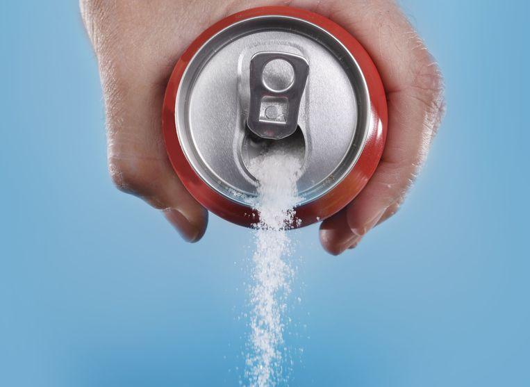 Zelfs suikervrije frisdrank kan voor gewichtstoename zorgen.
