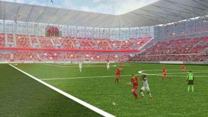 Voetbalclub Antwerp krijgt groen licht om tribune 4 te slopen
