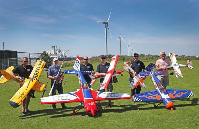 Rozenburg modelvliegclub
