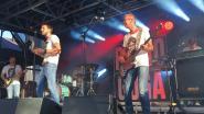 VIDEO. Guga Baúl sluit Vlaams feest af met wervelende show op de Markt van Zottegem