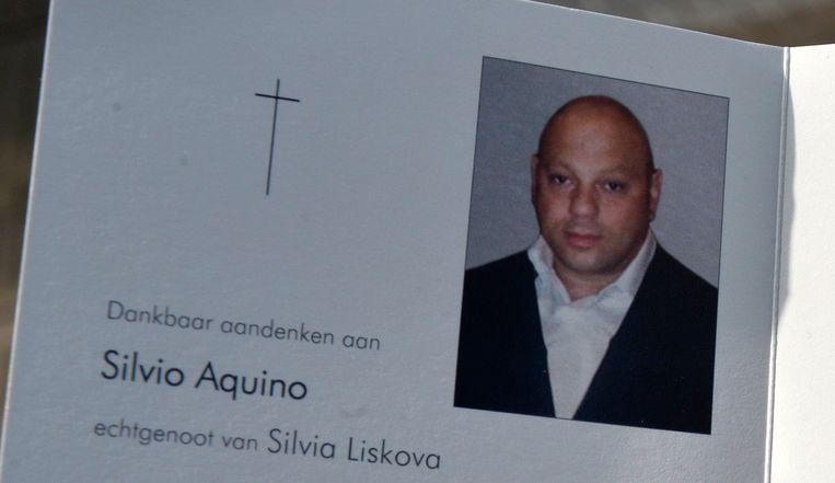 Silvio Aquino (1974-2015).