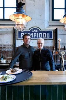 In dit nieuwe Woerdense restaurant is alles in de sfeer van treinstation