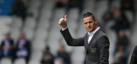 NEC-trainer Meijer wil ondanks coronabesmettingen topper tegen NAC spelen: 'We moeten niet zeiken'