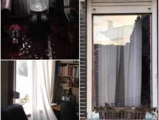 Raam van woning verbrijzeld in Boom nadat bewoner cartoon van Charlie Hebdo ophangt