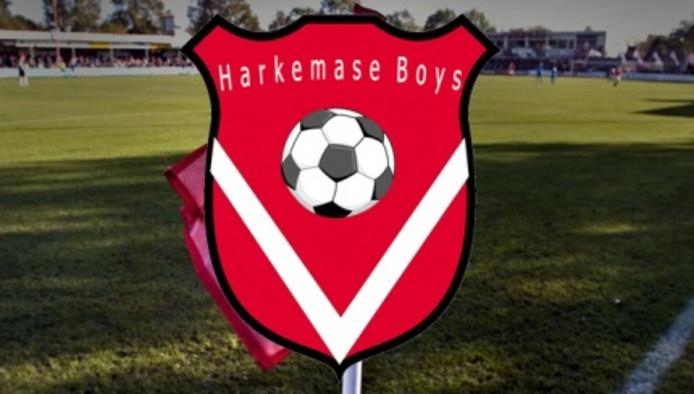 Logo Harkemase Boys.