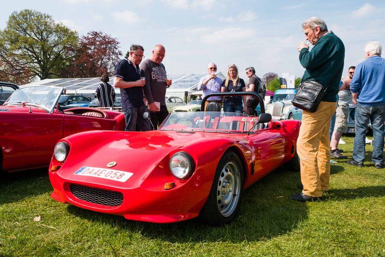 Het Antwerp Classic Car Event vindt sinds 2017 plaats in Brasschaat.