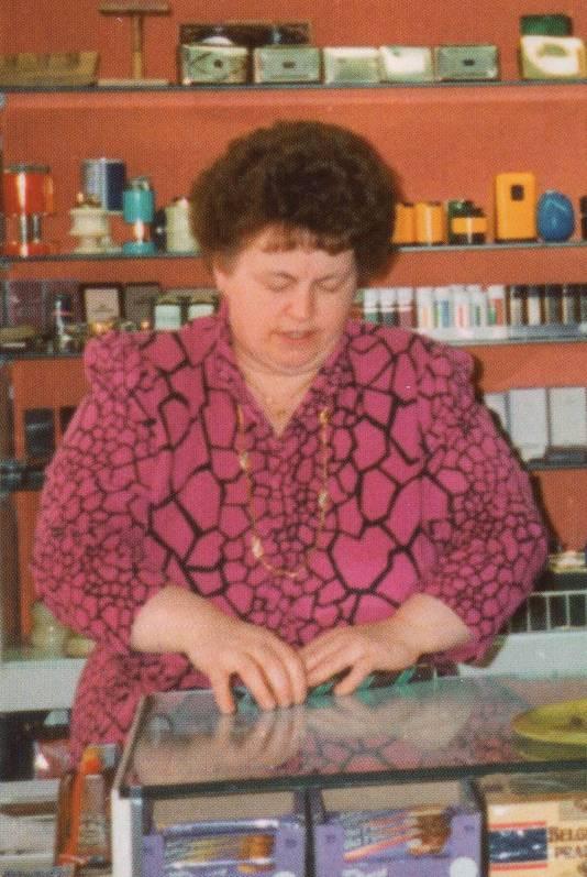 Marietje Groothuis-Pinners