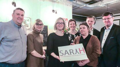 Nieuwe toneelvereniging 'Sarah' brengt eigen verhalen op verrassende plaatsen