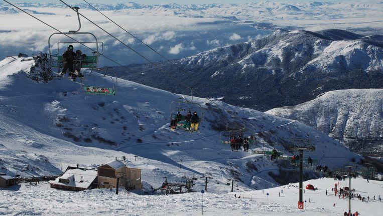 De koudegolf zorgde al voor vijf dodelijke slachtoffers. Credit: AFP/Telam