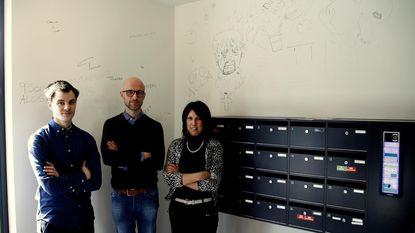 Tieners filmen vandalenstreken in Aalst