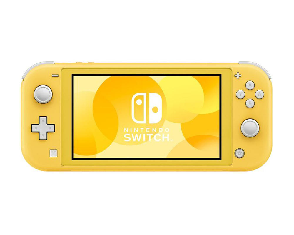 De Nintendo Switch Lite.