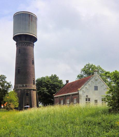 Wie heeft er een creatief idee voor de top van de Culemborgse watertoren?