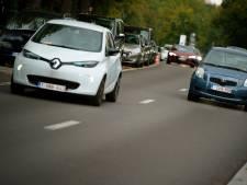 La voiture reste le moyen de transport le plus utilisé en Belgique