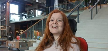 Amber is gelukkig, maar niet door de toegankelijkheid van Tilburg: 'Alsof er niet goed genoeg wordt nagedacht'