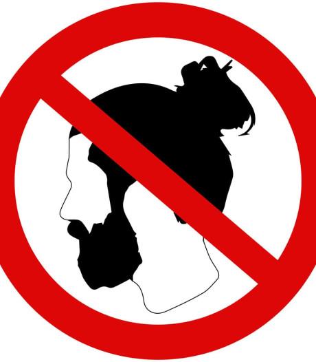 Hé man, draag jij een baard of - erger nog - een bun?