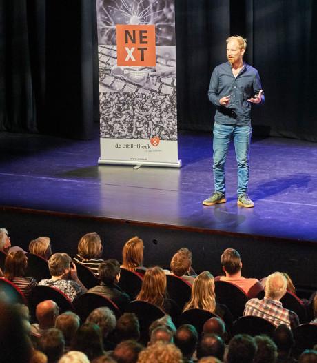 Rutger Bregman in Theater de Lievekamp Oss: 'Schaam je niet voor het goede'