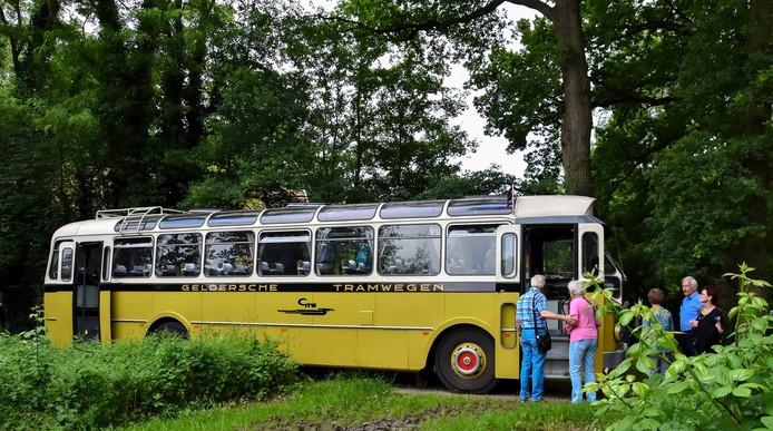 De GTW-bus uit 1966.