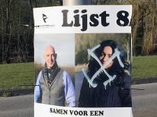 Verdriet om hakenkruis op posters Goeree-Overflakkee
