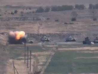 """""""Azerbeidjan heeft ons de oorlog verklaard"""": hevige gevechten tussen Armeense separatisten en Azerbeidzjaans leger eisten al 39 doden"""