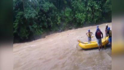 Raften gaat mis in Costa Rica: vier toeristen en gids komen om