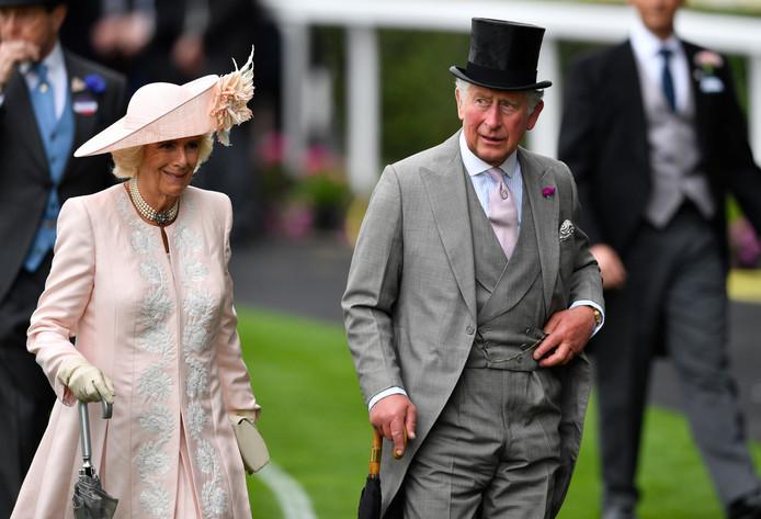 Camilla en prins Charles.