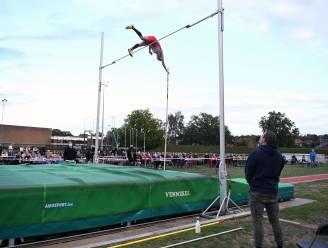 Polsstokspringer Thomas Van Nuffelen jaagt op de 5 meter