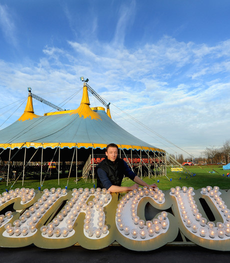 Kerstcircus met lasershow en circusorkest in Etten-Leur