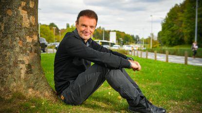 Professor Johan Swinnen vertelt over kankeronderzoek en marathontocht van Leuven naar Compostella