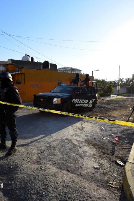 Le Mexique affiche une moyenne de 95 homicides par jour, 35.000 par an: un record
