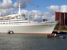 Alarm op stoomschip Rotterdam om stoom