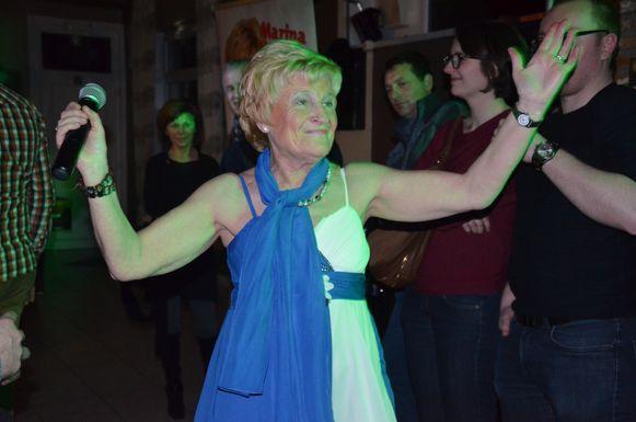 Marina Wally is zaterdag één van de sterren op Kamping Kitsch Club.