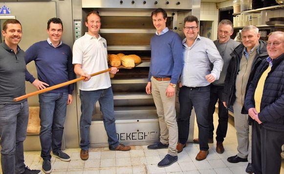 De Bakkersbond van Tielt organiseerde een broodkeuring in Aarsele