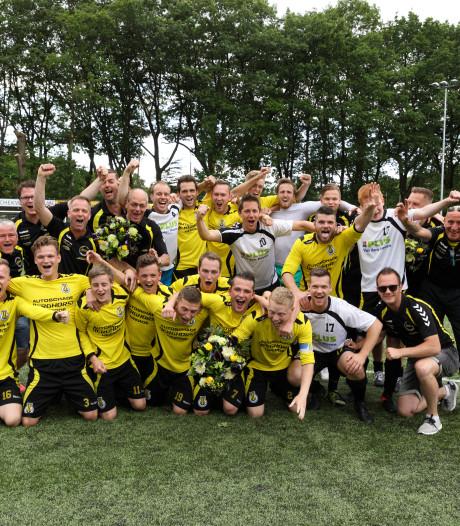 Voetballers vv Heerde verdeeld over spelen op zaterdag of zondag, club doet nader onderzoek