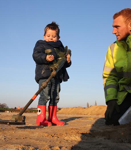 Vreugde over vondst Tsjechische bomkop bij Voorster Rondweg