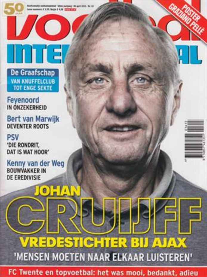 Cover tijdschrift.