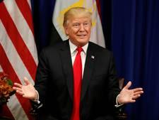 Trump verzint land 'Nambia' en Twitter moet weer lachen
