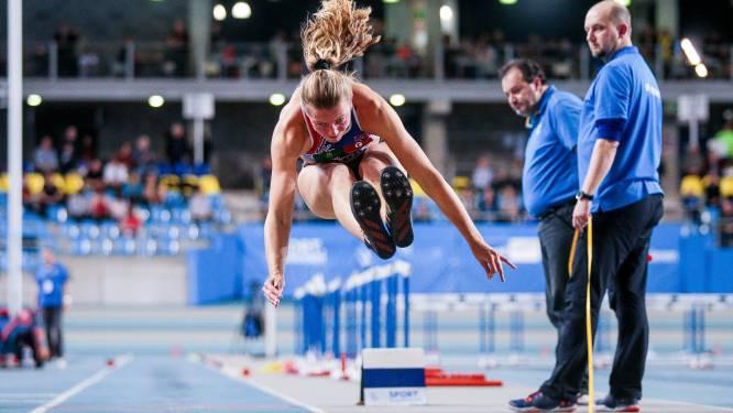"""Voormalig meerkampster Hanne Maudens voelt zich in haar sas als 400m- en 800m-loopster: """"Aanpassing verloopt heel vlot"""""""