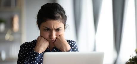 Waarom niemand zag dat je chagrijnig was tijdens de online vergadering