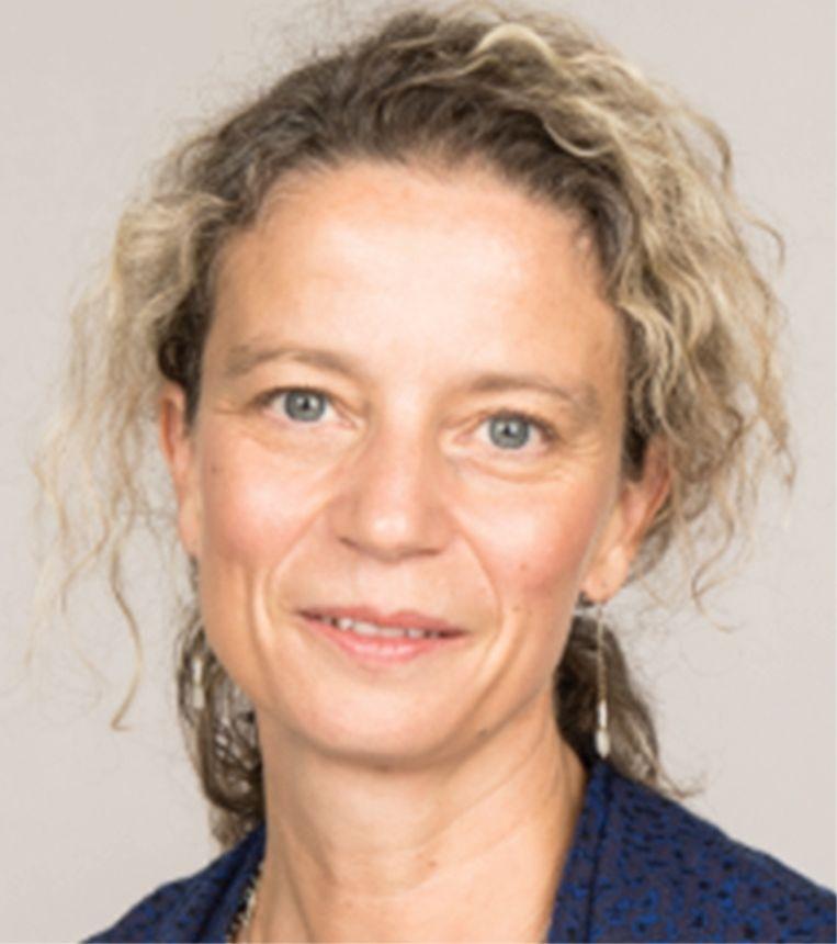 Ans De Vos (Antwerp Management School): 'Je moet vooral doen waar je zin in hebt, en niet zomaar een knelpuntberoep najagen.' Beeld