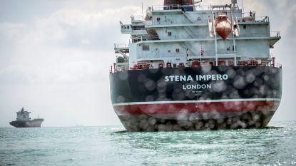 Iran neemt sleepboot in beslag waarmee meer dan 290.000 liter gasolie gesmokkeld werd