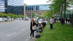 Noordstation opnieuw open na bommelding, autotunnels nog gesloten: verkeer in Brussel zit muurvast
