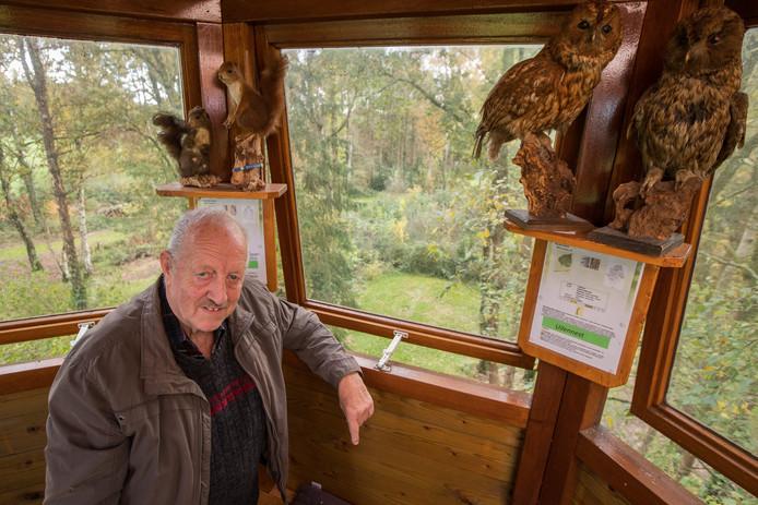 Dik van Gelder van Natuurkampeerterrein de Marsbelte in Wesepe had liever gezien dat Olst-Wijhe de toeristenbelasting vanaf 2021 minder sterk zou verhogen.