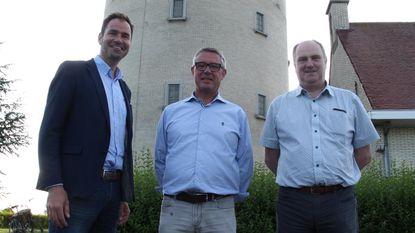 Bart Debruyne koopt watertoren in Gullegem