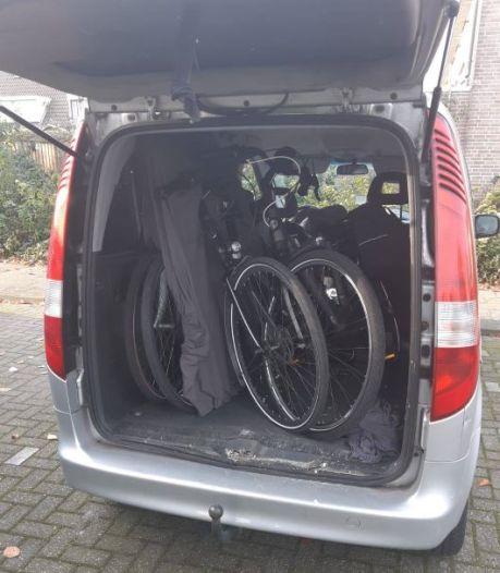Fietsendieven gepakt in centrum Kaatsheuvel: fietsen terug bij eigenaren