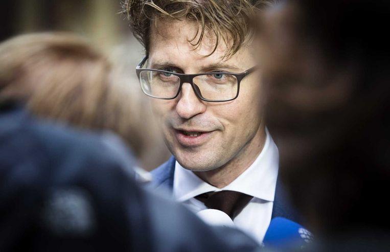 Staatssecretaris Sander Dekker Beeld anp