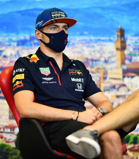 Verstappen vol vertrouwen: 'Het kan alleen maar beter gaan dan in Monza'
